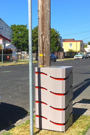 City of Richmond Pedestal Enclosure Case Study
