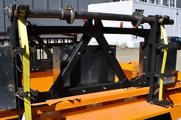 Reel Rack A- Frame