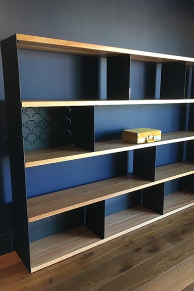 custom shelf 1